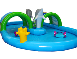 84平方儿童水池